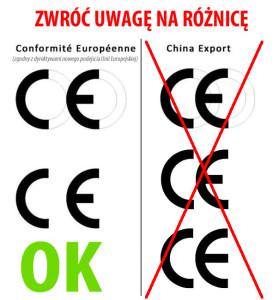 certyfikat- CE